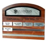 Colorframe Perpetual Achievement Awards