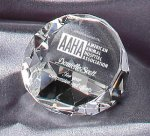 Crystal Paper Weight Boss Gift Awards