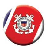 Ball Marker Coast Guards Golf Awards