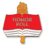 Honor Roll Lapel Pin Lapel Pins