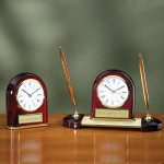 Desk Clock - Domed Sales Awards