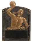 Water Polo Male Legends of Fame Award Water Polo Trophy Awards